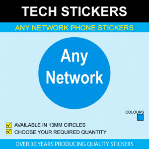 Any Network Phone Stickers