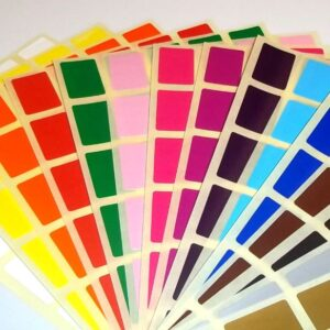 Colour Code Rectangles