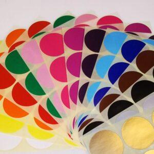 Colour Codes Circles