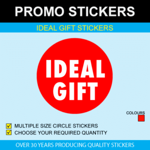 Ideal Gift Stickers