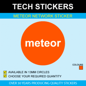 Meteor Mobile Network Stickers
