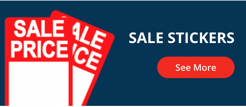Sale Price Stickers Navigation