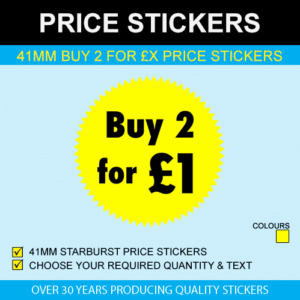 buy-2-for-gbp-starburst-price-stickers