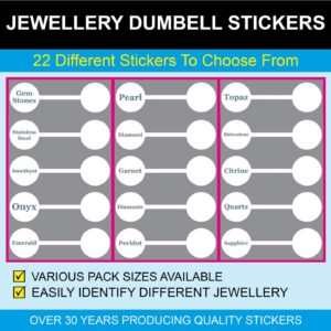 Butterfly Jewellery Price Stickers Price Stickers